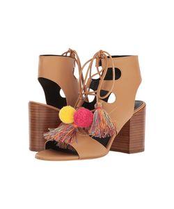 Rebecca Minkoff   Calissa Natural Vachetta High Heels