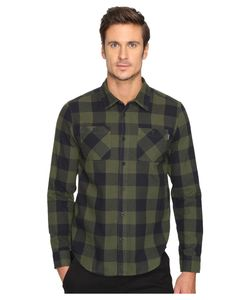 Primitive | Herringbone Buffalo Flannel Pine Needle Mens Clothing