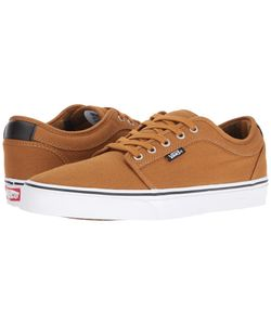 Vans   Chukka Low Flannel Skate Shoes