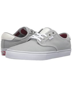 Vans   Chima Pro Waxed Canvas High Rise Skate Shoes