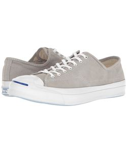 Converse | Jack Purcell Signature Buck Leather Ox Dolphin/Dolphin Lace