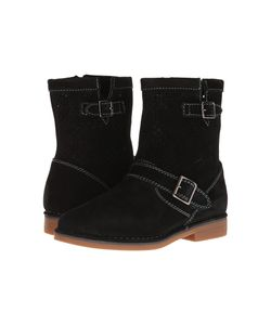Hush Puppies | Aydin Catelyn Perf Suede Pull-On Boots