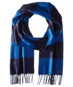 Ted Baker | Tayo Large Block Check Scarf Scarves