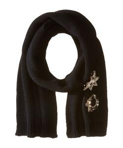 Marc Jacobs | Embellished Cashmere Scarf Scarves
