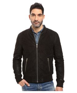 Goosecraft | Lamb Nubuck Washed Jacket Mens Coat