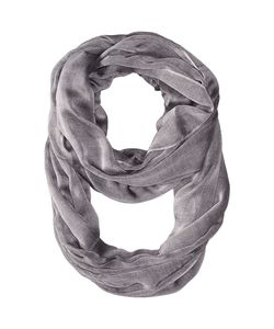Calvin Klein | Solid Chambray Infinity Scarves