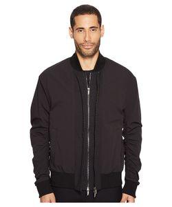 D.Gnak | Double Zip Jacket Mens Coat