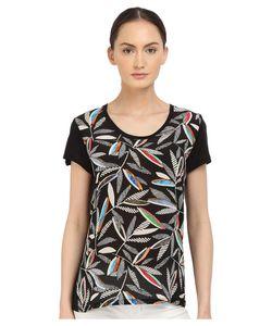 Paul Smith | Label Rowan Print T-Shirt Womens T