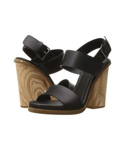 Vince | Haley Leather Womens Shoes