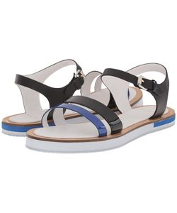Paul Smith | Itten Federal Charol Patent /Black Womens Sandals