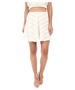 For Love and Lemons | Alessandra Mini Skirt Womens Skirt