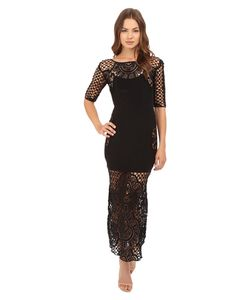 For Love and Lemons | Gracey Midi Dress Womens Dress