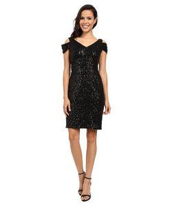 Calvin Klein | Cold Shoulder Sequin Dress Cd6b2v4k Womens Dress