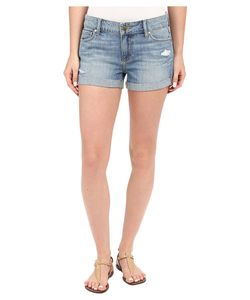 Paige | Jimmy Jimmy Shorts In Annora Destructed Annora Destructed Womens