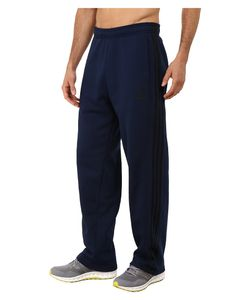 Adidas | Essential Cotton Fleece Pants Collegiate Blue/Black Mens Casual