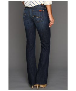 7 For All Mankind | Bootcut In Nouveau New York Dark