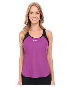 Nike | Court Slam Breathe Tennis Tank Top Cosmic /Black/White Womens
