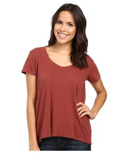 Project Social T | Easy Tee Chestnut T Shirt