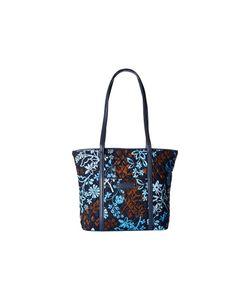 Vera Bradley   Small Trimmed Vera Java Tote Handbags