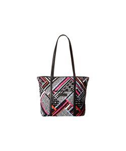 Vera Bradley   Small Trimmed Vera Northern Stripes Tote Handbags