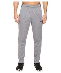 Adidas | Essential 3s Tapered Pants Grey Mens Casual Pants
