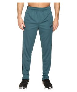 Adidas | Essential 3s Tapered Pants Tech Green Mens Casual Pants