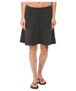 PRANA | Gianna Skirt Charcoal Womens Skirt