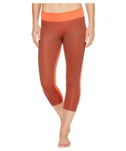 Adidas | Energy Print Designed-2-Move 3/4 Tights Easy Coral Print/Easy Coral