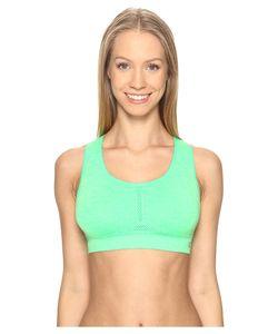 Champion | Infinity Shape Sports Bra Neon Light Heather/Neon