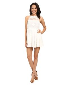Free People | Emily Dress Ivory Womens Dress