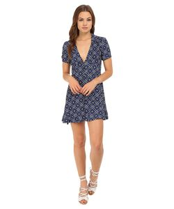 Free People | Melody Printed Dress Combo Womens Dress