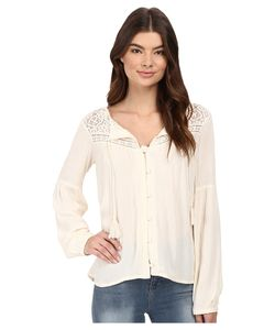 Billabong | Desert Coast Blouse Almond Womens Blouse