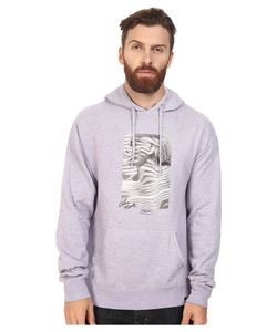 Primitive   Striped Pullover Dusty Heather Mens Clothing