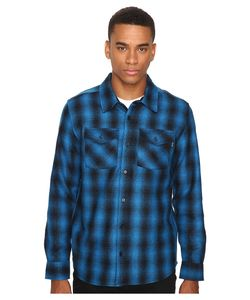 Primitive | Detroit Shadow Shirt-Jacket Royal Mens Coat