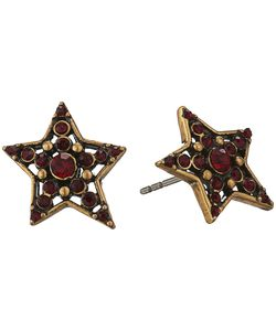 Marc Jacobs | Charms Pave Star Studs Earrings Earring