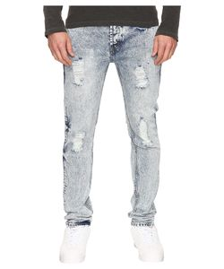 Publish | Dennon Distressed Denim Light Indigo Jeans