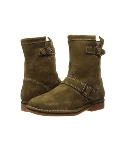 Hush Puppies | Aydin Catelyn Dark Suede Womens Boots