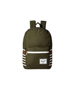 Herschel Supply Co. | Pop Quiz Forest Night Offset Stripe Backpack