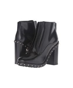 Dolce & Gabbana | Dolce Amp Gabbana Studded Sole Ankle Boot Womens Dress