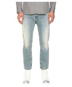 Marc Jacobs | Straight Leg Denim In Bleach Wash Bleach Wash