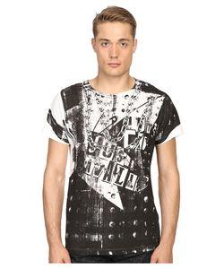 Just Cavalli | Regular Fit Jersey T-Shirt Mens T Shirt