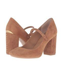 Calvin Klein | Cassian Caramel Suede Womens Shoes