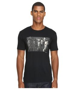 The Kooples | Light Basic Cotton Printed Graphic Tee Mens