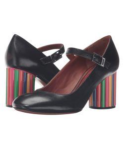 Missoni | Color Block Mary Jane Nero Womens Maryjane Shoes