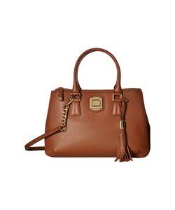 Calvin Klein   Elana Pebble Satchel Luggage Satchel Handbags