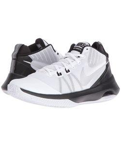 Nike | Air Versatile /Metallic Silver/Black/Pure Platinum Womens Basketball Shoes