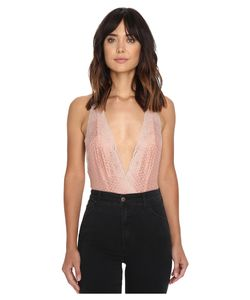 Free People | Sinking Ships Bodysuit Neutral Combo Womens Jumpsuit