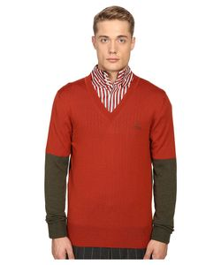 Vivienne Westwood | Block Classic V-Neck Sweater Sweater