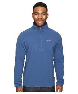 Columbia   Ridge Repeat Half Zip Fleece Night Tide Sweatshirt