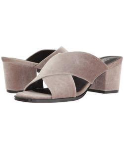 Sol Sana   Tilda Mule Dust Velvet Clog/Mule Shoes